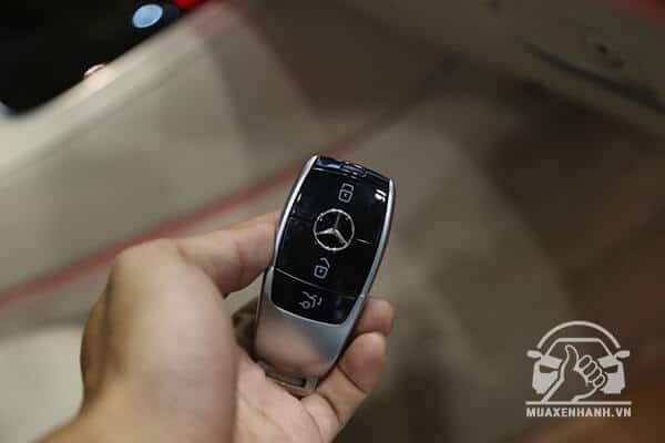 chia khoa mercedes s450 2019 choxegiatot net - Chi tiết xe Mercedes-Benz S450 2021 kèm giá bán #1