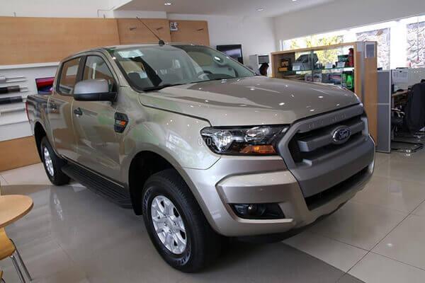 Đánh giá Ford Ranger 2018
