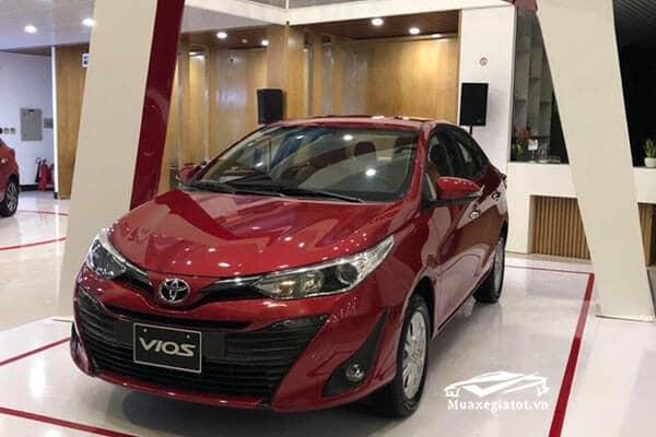 Đánh giá Toyota Vios 2019: Hứa hẹn giữ vững ngôi vương