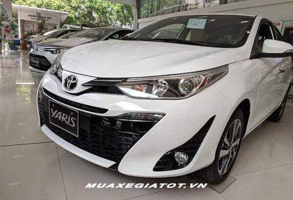 danh gia toyota yaris 1 5g 2019 nhap khau 6 muaxegiatot vn - Đánh giá Toyota Yaris 2021 hatchback nhập khẩu Thái Lan