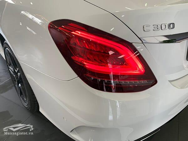 den hau xe mercedes c300 amg 2019 muaxegiatot vn 21 - Đánh giá xe Mercedes C300 AMG 2021 kèm giá bán #1