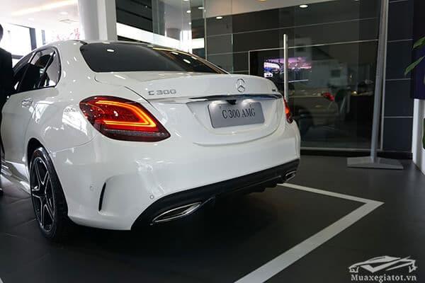 den hau xe mercedes c300 amg 2019 muaxegiatot vn 9 - Đánh giá xe Mercedes C300 AMG 2021 kèm giá bán #1
