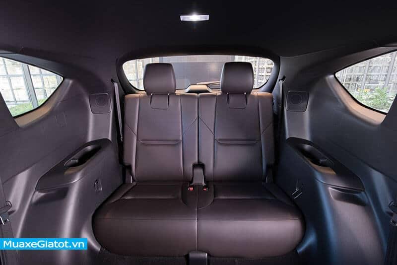 hang ghe 3 mazda cx 8 premium awd 2019 2020 danhgiaoto net 27 - Đánh giá xe Ô tô 7 chỗ Mazda CX-8 2021 kèm giá bán #1