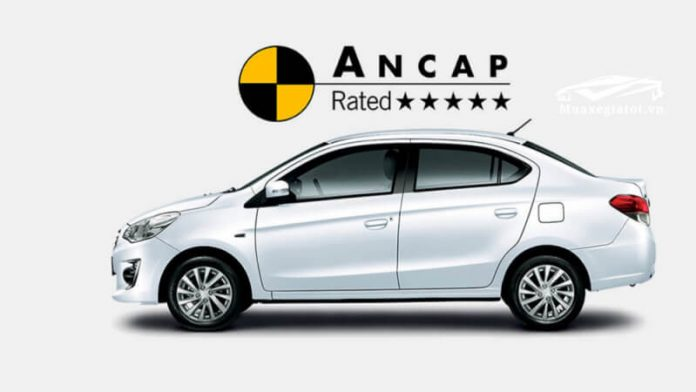 an toan gia xe mitsubishi attrage 2020 xetot com 28 - Đánh giá Mitsubishi Attrage 2021, Xe Nhật rẻ nhất phân khúc hạng B
