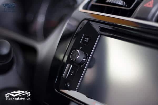 dau dvd mitsubishi mirage 2020 Xetot com 5 - Đánh giá Mitsubishi Mirage 2021, Mẫu Hatchback 5 cửa hạng B siêu rẻ