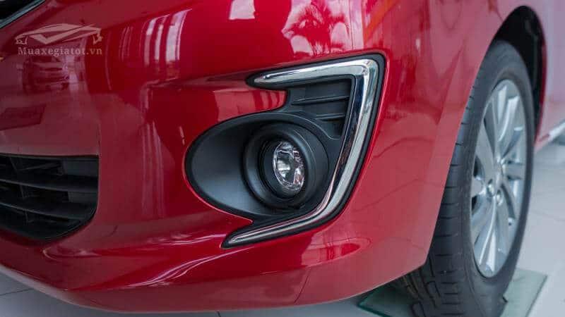 den suong mua gia xe mitsubishi attrage 2020 xetot com 5 - Đánh giá Mitsubishi Attrage 2021, Xe Nhật rẻ nhất phân khúc hạng B