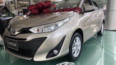 Chi tiết xe Toyota Vios 1.5E CVT 2020 số tự động
