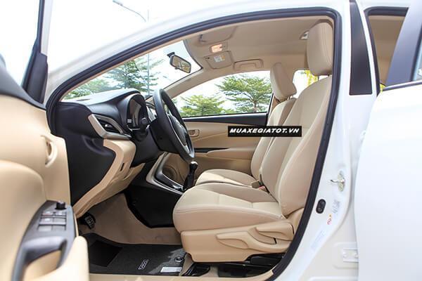 hinh toyota vios e mt 2018 2019 mau trang muaxegiatot vn 10 - Chi tiết xe Toyota Vios E MT 2021 (số sàn)