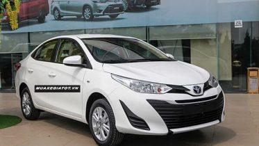 Chi tiết xe Toyota Vios 1.5E MT 2018 - 2019 số sàn