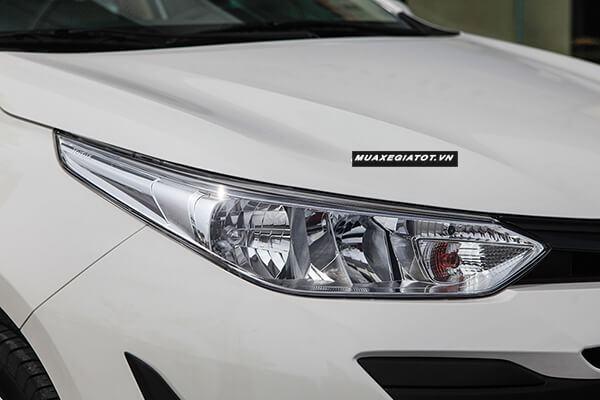 hinh toyota vios e mt 2018 2019 mau trang muaxegiatot vn 5 - Chi tiết xe Toyota Vios E MT 2021 (số sàn)