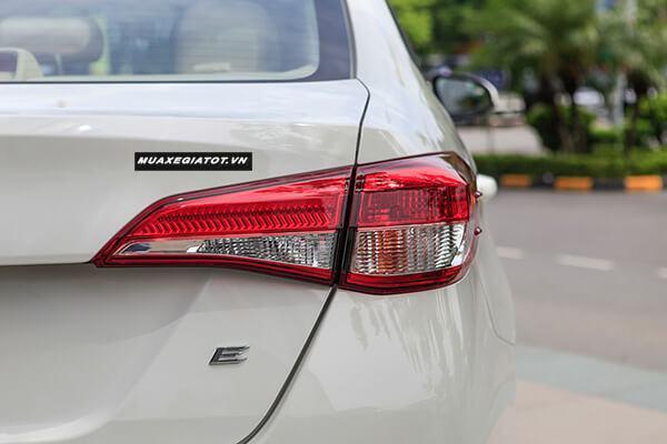 hinh toyota vios e mt 2018 2019 mau trang muaxegiatot vn 9 - Chi tiết xe Toyota Vios E MT 2021 (số sàn)