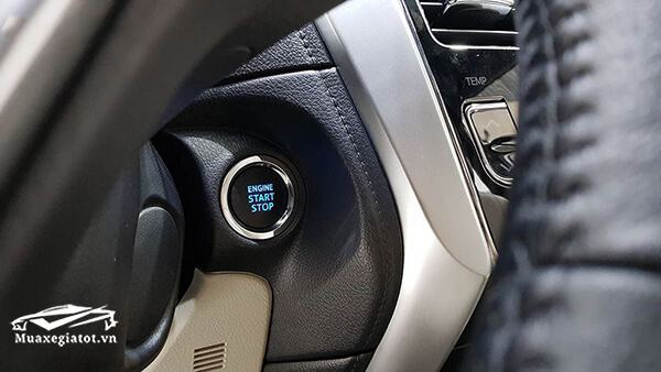 nut de start stop toyota vios 2018 muaxegiatot vn - Đánh giá xe Toyota Vios G 2021 (Số tự động)