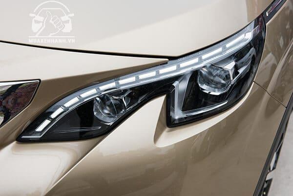 den led peugeot 3008 2020 xetot com 29 - Đánh giá xe Peugeot 3008 2021, sự lựa chọn đáng cân nhắc cho những người trẻ tuổi, năng động