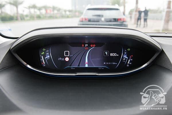 vietmap peugeot 3008 2020 xetot com 24 - Đánh giá xe Peugeot 3008 2021, sự lựa chọn đáng cân nhắc cho những người trẻ tuổi, năng động