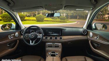 Noi that xe Mercedes E200 Exclusive 2021 danhgiaxehoi vn 1024x617 4 373x210 - Đánh giá xe Mercedes E200 Exclusive 2021 các phương diện cụ thể